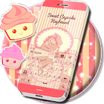 Sweet Cupcake Keyboard 1.224.1.81 Apk