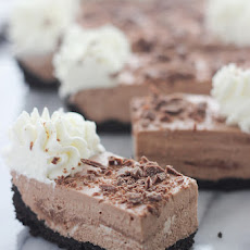 Malted Chocolate Mousse Tart
