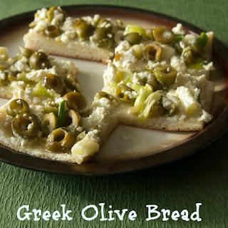 Greek Olive And Feta Bread Recipes