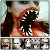 Download Full Evil Snapchat Makeup Tutorial 1.1 APK