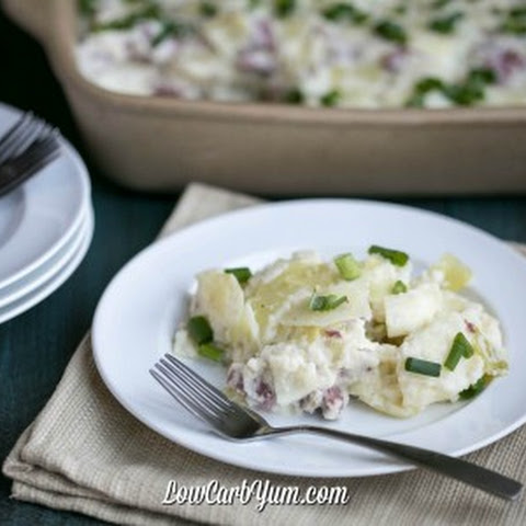 Corned Beef and Cabbage Colcannon