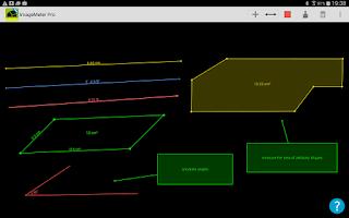 Screenshot of ImageMeter Pro - photo measure