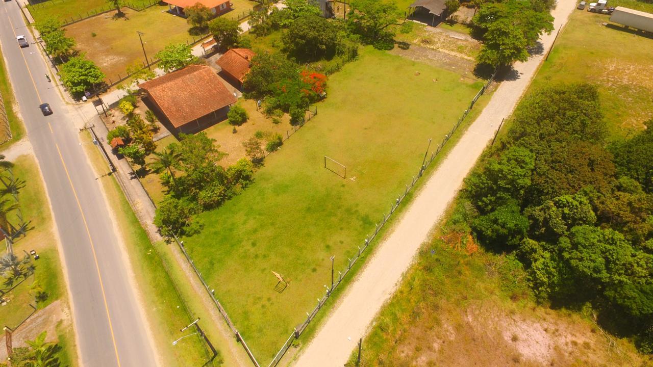 Área próxima do Porto de Itapoá, disponivel venda e locação.