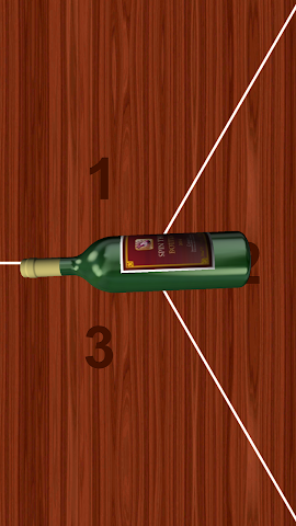 android Spin The Bottle 3D Screenshot 1