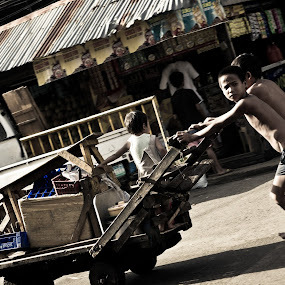 by Eric Daryl Giganto - Transportation Other
