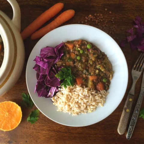 Comforting Lentil and Vegetable Stew