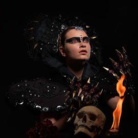 black witch by Rocky Jaya - People Fashion