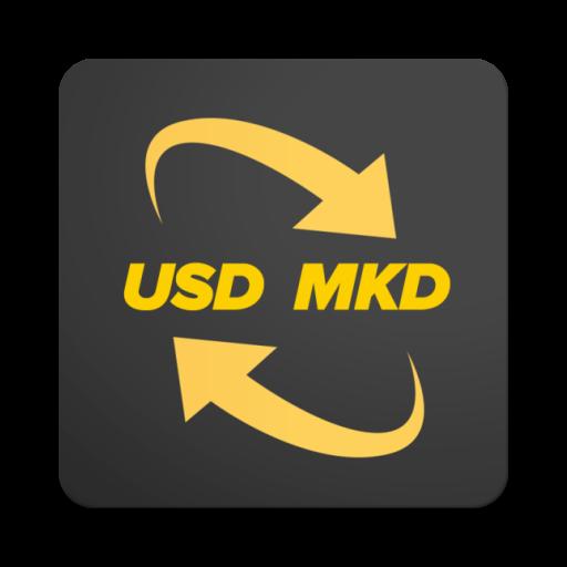 Android aplikacija USD to MKD Currency Converter na Android Srbija