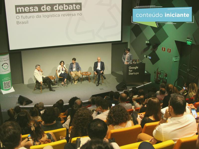 Evento eureciclo: Qual o futuro da logística reversa no Brasil?