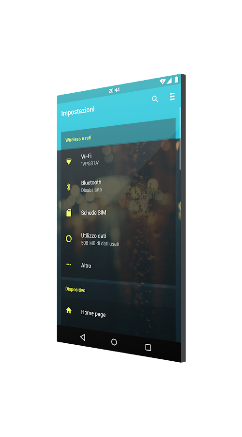 [Substratum] CommuteUI Theme Screenshot 5