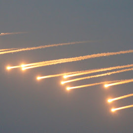 by Kaushik Nandy - Transportation Airplanes