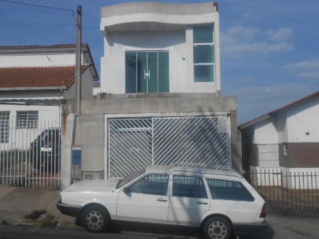 Sobrado residencial para venda e locação, Jardim Campos Verd...