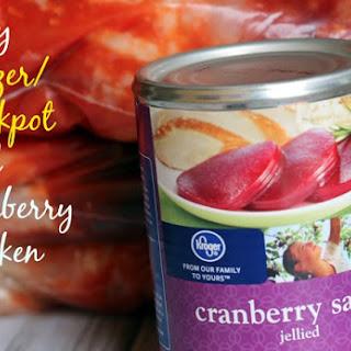 Crockpot Cranberry Chicken Recipes