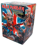 "Фигурка ""Iron Maiden 7"" Eddie Trooper Head Knocker"