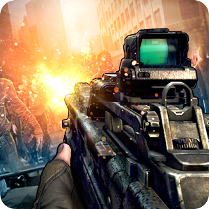 Zombie Frontier 3: Sniper FPS New App on Andriod - Use on PC