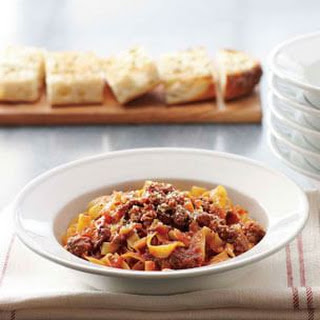Bolognese Sauce With Milk Recipes