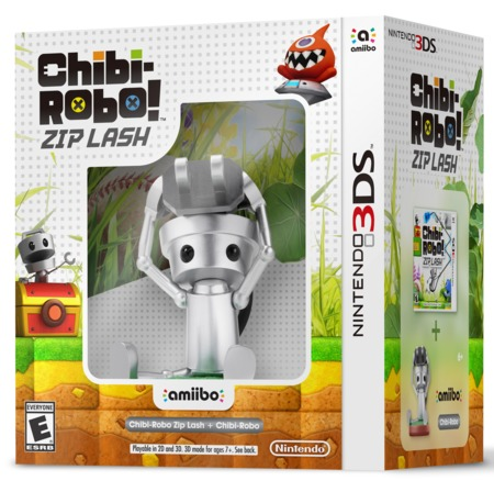 Chibi-Robo packaged (thumbnail) - Chibi-Robo series