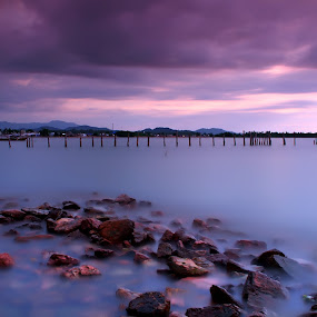 Stone by Moh Maulana Lana - Landscapes Waterscapes