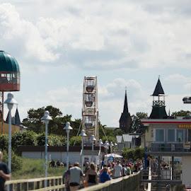 by Lori Rider - City,  Street & Park  Amusement Parks