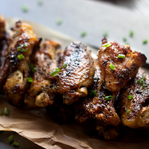 Baked Lemon-pepper Wings