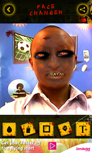 Halloweens MSQRD - screenshot