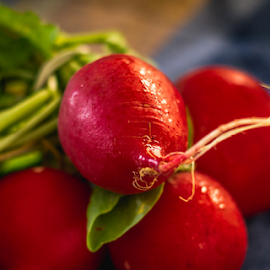 by Marius Radu - Food & Drink Fruits & Vegetables ( red, radishes, kitchen, vegetables, food,  )