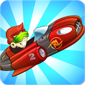 Free Download Superheroes Car Racing APK for Samsung