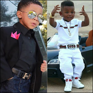 Download Black Boy Kids Fashion Idea For PC Windows and Mac