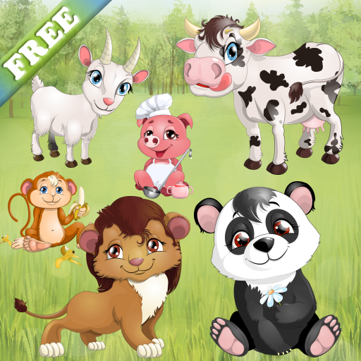 Animals for Toddlers and Kids (game)