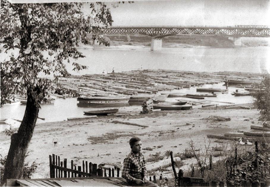 Фотоистория: как менялся правый берег Сожа