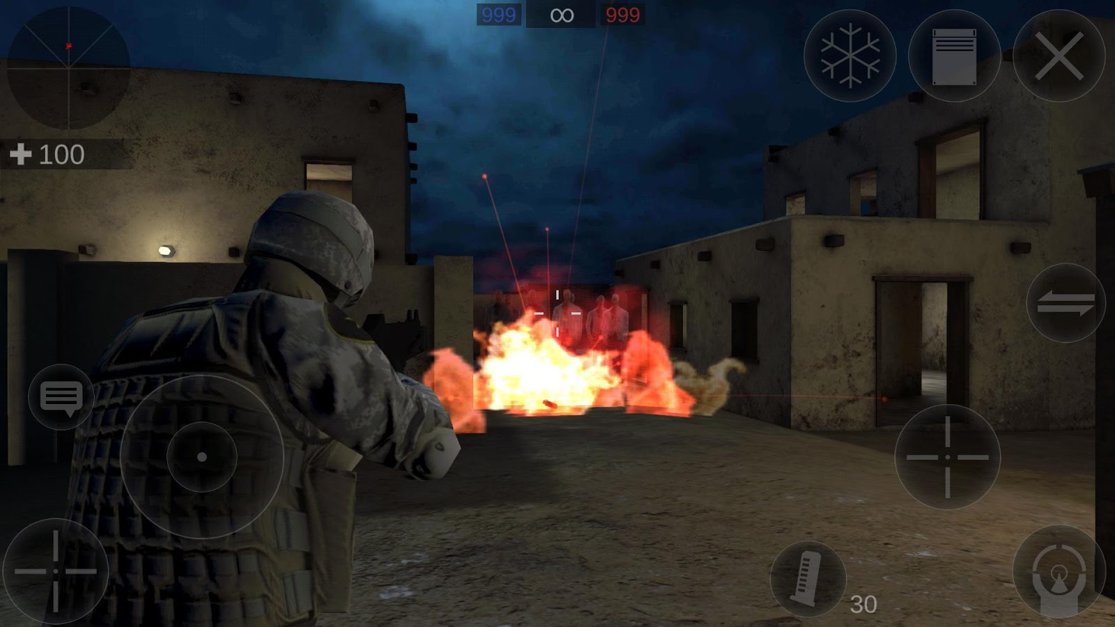 Zombie Combat Simulator Screenshot 3
