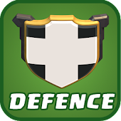 APK App New COC Defence Base for iOS