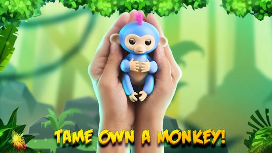 Fingerlings Fun Monkey WowWee