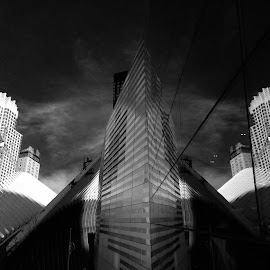 The museum WTC by Argirios Kostaras - Buildings & Architecture Public & Historical ( relax, tranquil, relaxing, tranquility )