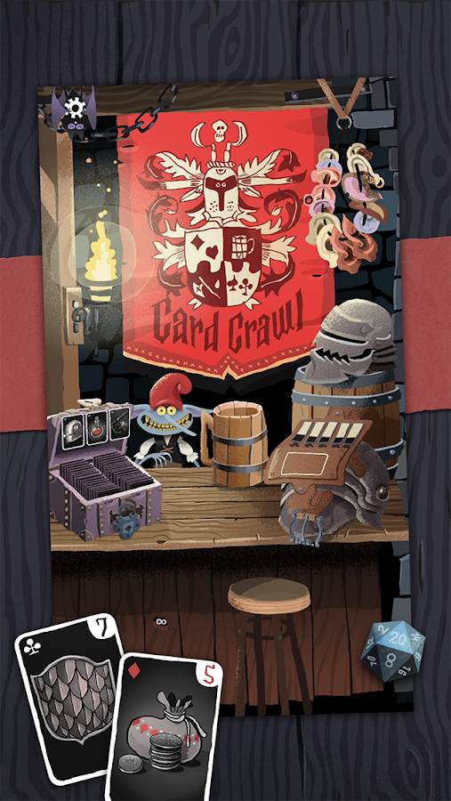 Card Crawl Screenshot 1