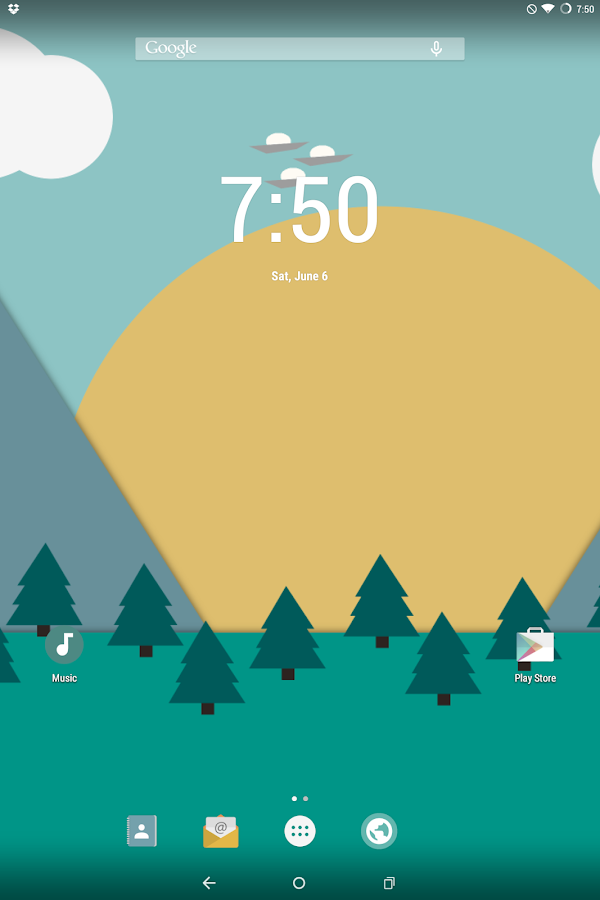Roam Plus (CM12/CM13 Theme) Screenshot 13