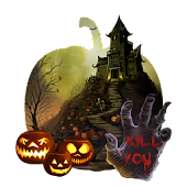 Halloween House Live wallpaper APK for Bluestacks