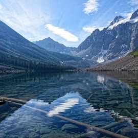 Consolation Lake by Gosha L - Landscapes Travel ( mountain, nature, lake, landscape,  )