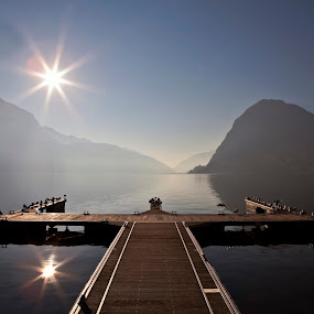 Lugano by Joana Kruse - Travel Locations Landmarks