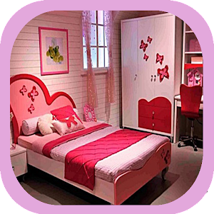 Girl Bedroom Decoration Design