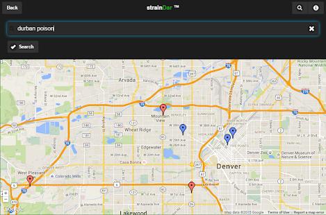 straindar cannabis locator apps on google play