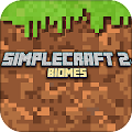 Game SimpleCraft 2: Biomes apk for kindle fire