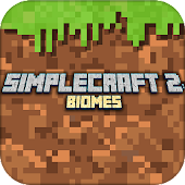 SimpleCraft 2: Biomes APK for Bluestacks