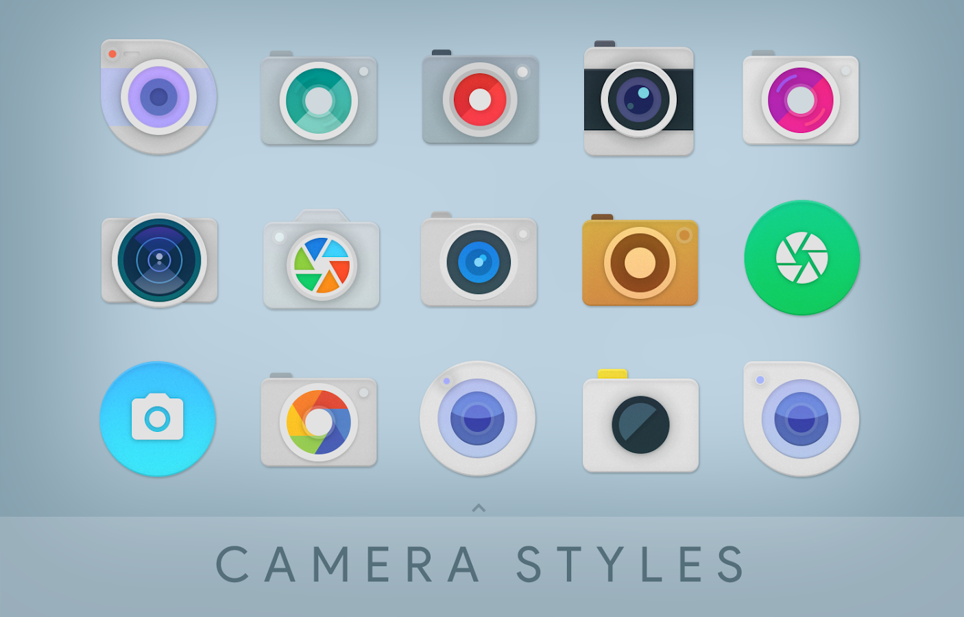 NOU - Icon Pack Screenshot 11