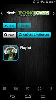 Screenshot of Musiclovers.FM Radio