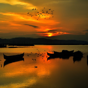 by Tamin Ibrahim - Landscapes Sunsets & Sunrises