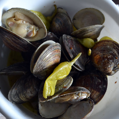 Easy Steamed Clams