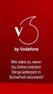 V by Vodafone Screenshot