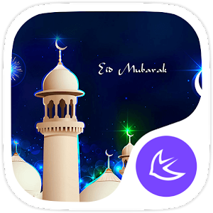 Eid Mubarak theme for APUS