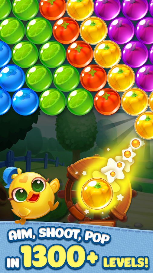 Bubble CoCo: Color Match Bubble Shooter Screenshot